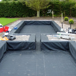 Box Welded Pond Liner
